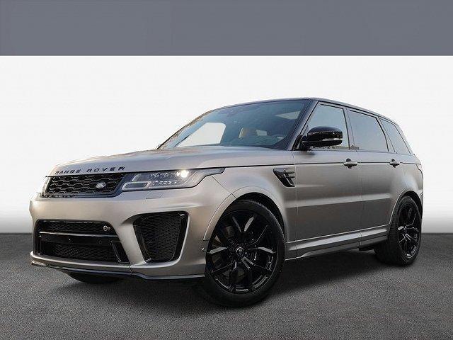 Land Rover Range Rover Sport - P575 5.0 V8 SVR 423 kW, 5-türig
