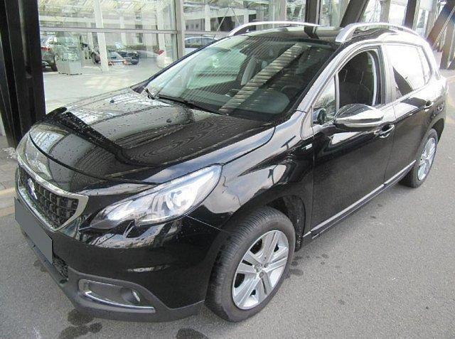 Peugeot 2008 - 1.2 PT110 Style Pano SHZ Einparkh. Klima Bl
