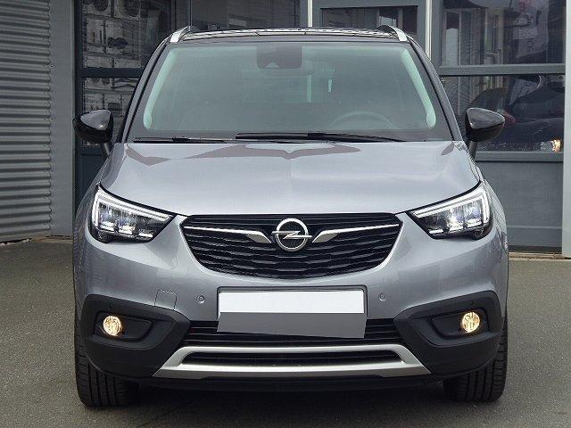 Opel Crossland X - Innovation 1.2 +17 ZOLL+DACH SCHWARZ