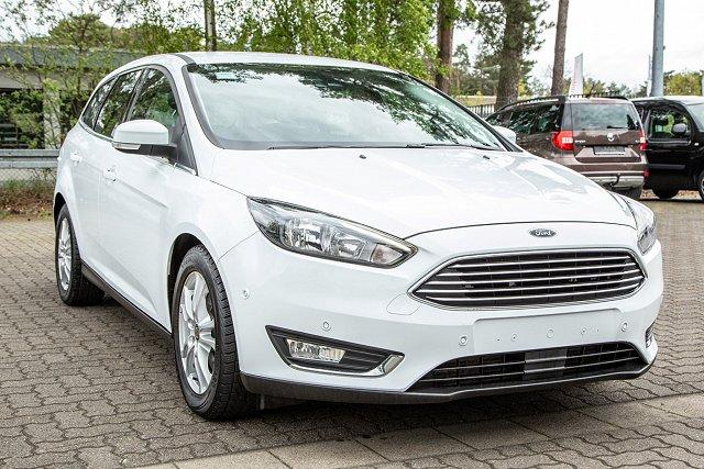 Ford Focus Turnier - TITANIUM 2.0TDCI POWERSHIFT +ACC!