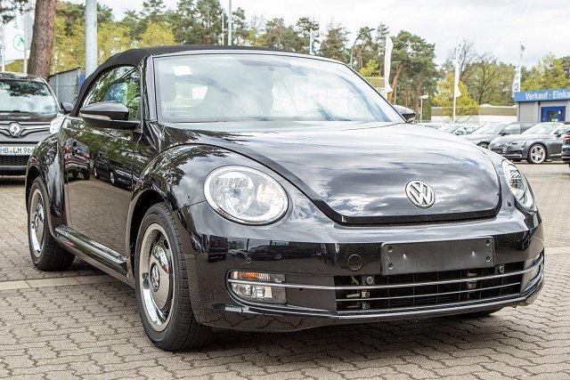 Volkswagen Beetle Cabriolet - CABRIOLET*DESIGN*1.4 TSI/SHZ/PDC/LEDER