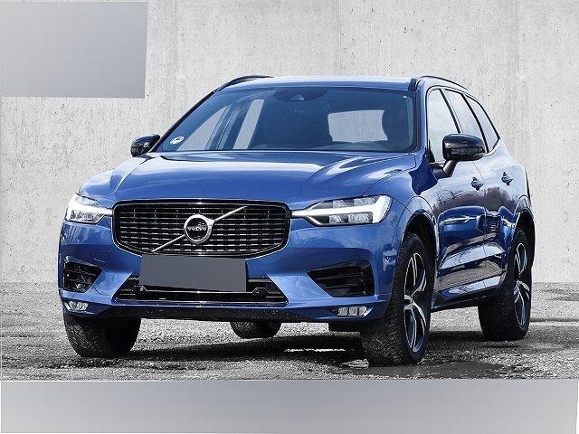 Volvo XC60 - XC 60 R-Design AWD B4 Diesel EU6d LED Navi Keyless Kurvenlicht e-Sitze Rückfahrkam. Radar