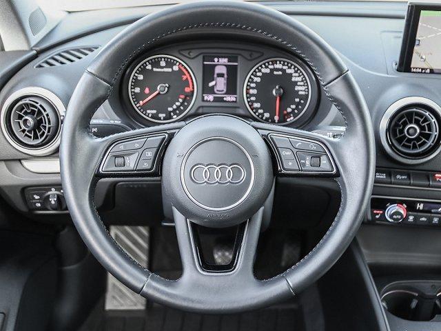Audi A3 Sportback 1.5 TFSI S tronic sport NAVI ALU
