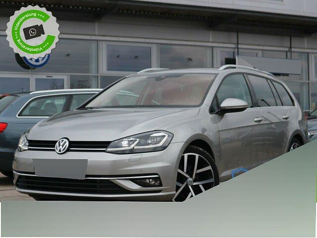 Volkswagen Golf Variant - VII 2.0 TDI HIGHLINE 4-MOTION AHK+1