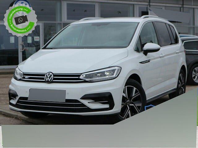 Volkswagen Touran - 1.5 TSI DSG R-LINE HIGHLINE 7-SITZER NAVI