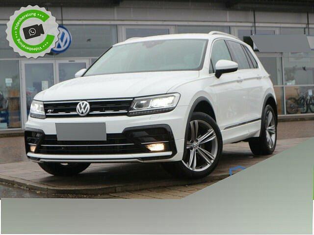 Volkswagen Tiguan - 2.0 TDI DSG 4-MOTION R-LINE SOUND AHK+19