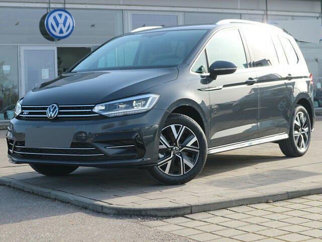 Volkswagen Touran - 1.5 TSI DSG R-LINE HIGHLINE 7-SITZER AHK+