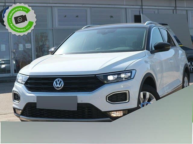 Volkswagen T-Roc - 1.5 TSI DSG SPORT GARANTIE+EL. HECKKLAPPE+