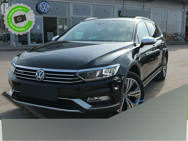 Volkswagen Passat Alltrack - 2.0 TDI DSG NAVI+LED+AHK+KAMERA+