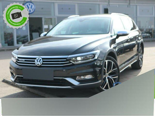 Volkswagen Passat Alltrack - 2.0 TDI DSG NAVI+AHK+LED+KAMERA+