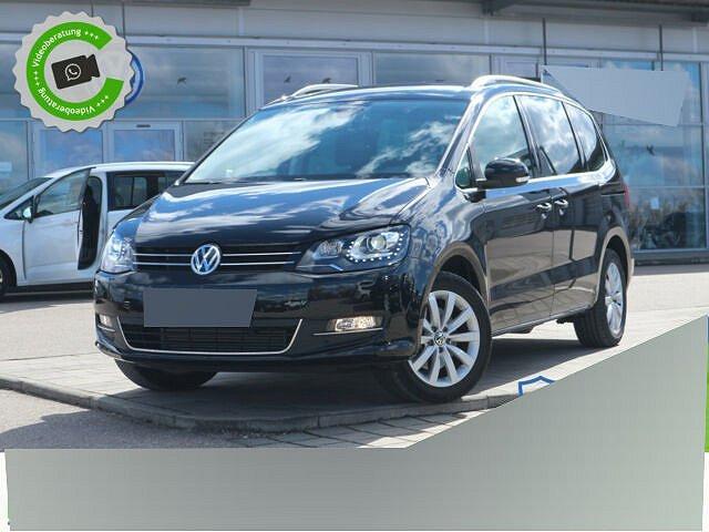 Volkswagen Sharan - 2.0 TSI DSG HIGHLINE 7-SITZER AHK+NAVI+FA