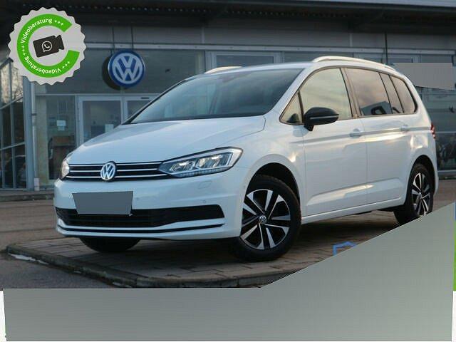 Volkswagen Touran - 2.0 TDI DSG IQ.DRIVE 7-SITZER AHK+GARANTI