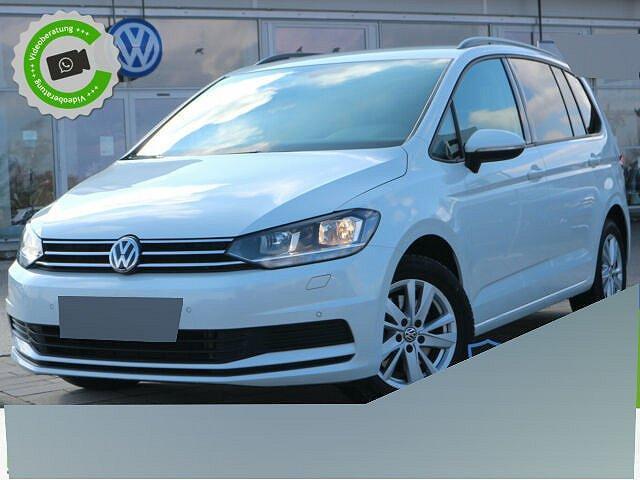 Volkswagen Touran - 2.0 TDI DSG COMFORTLINE 7-SITZER AHK+GARA