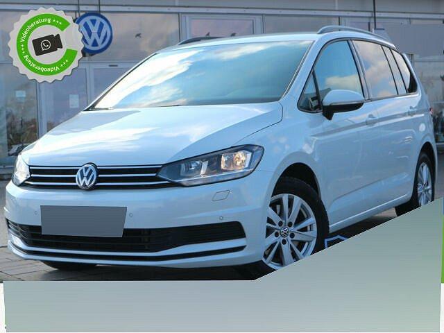 Volkswagen Touran - 2.0 TDI DSG COMFORTLINE 7-SITZER GARANTIE
