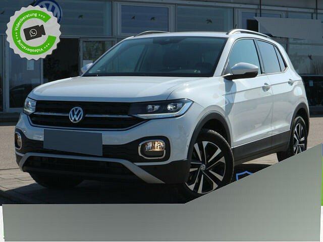 Volkswagen T-Cross - 1.5 TSI DSG UNITED GARANTIE+NAVI+LED+AHK