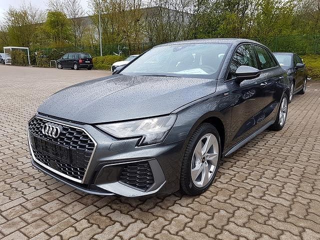 Audi A3 Sportback S line SHZ/NAVI/APP/Virtual Cockpit 35 TFSI ...