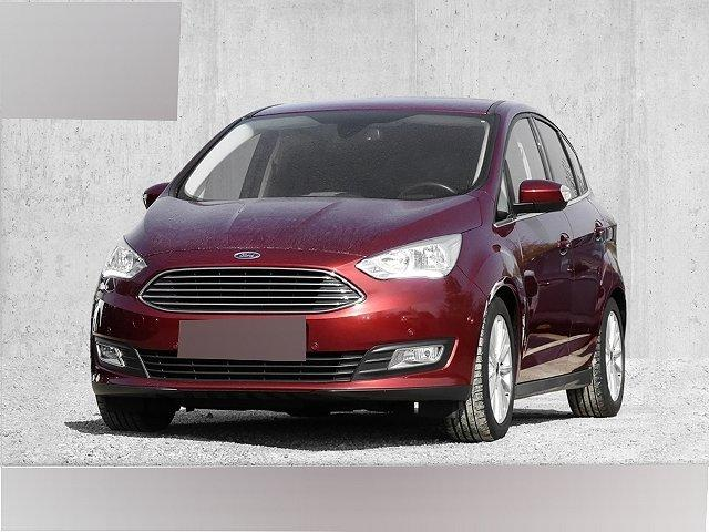 Ford C-MAX - Titanium 1.5 EcoBoost Navi Keyless Parklenkass. Rückfahrkam. PDCv+h LED-Tagfahrlicht