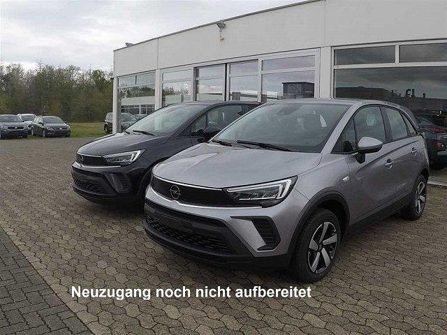 Opel Crossland X - 1.2 Turbo Edition NEUES MODELL