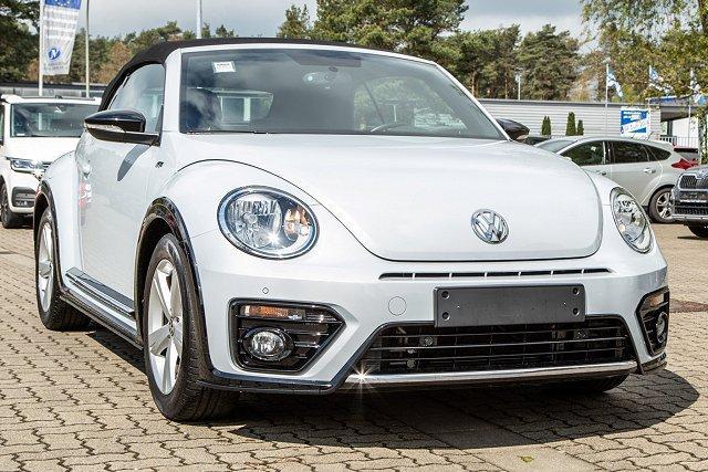 Volkswagen Beetle Cabriolet - *R-LINE* 1.4 TSI/PDC/NAVI/SHZ