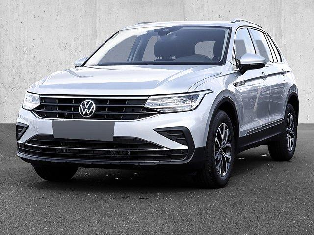 Volkswagen Tiguan - 1.5 TSI DSG Life ALU APP CONNECT REAR ASS