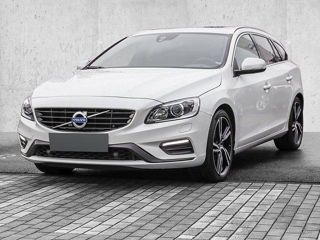 Volvo V60 - D4 Momentum R-Design Geartronic