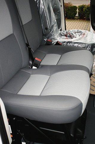 Fiat Ducato - Pritsche DoKa L4 140 Klima, AHK,Stauboxen