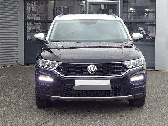 Volkswagen T-Roc - Style TSI +DACH WEIß+NAVI+KAMERA+ACC+SPURH