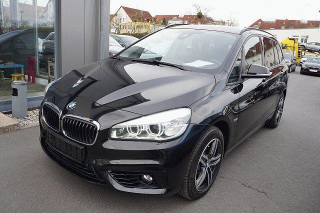 BMW 2er Gran Tourer - 218 d xDrive Sport Line*Nav*HiFi*DAB