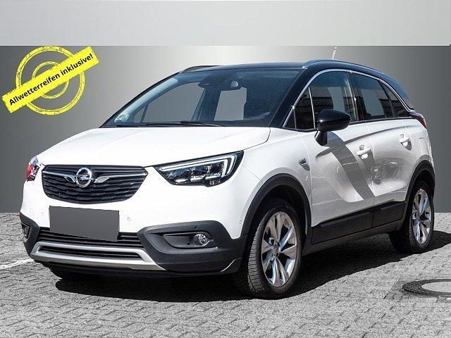 Opel Crossland X - Ultimate 1.2 AT *LED+Navi+Kamera+Allwetter*