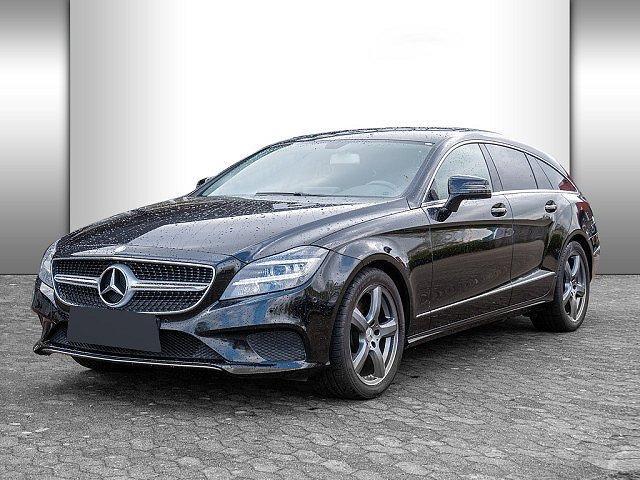 Mercedes-Benz CLS Shooting Brake - 250 SB d USB KLIMA AHK SHZ PTS NAVI LED EU6