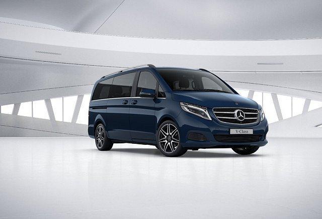Mercedes-Benz V-Klasse - V 250 d BT Avantgarde Edition lang Abstandstemp.