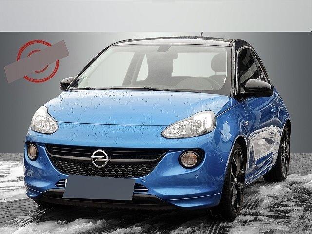 Opel Adam - S+DAB+Navi+TWW+Lenkrad/Sitzheizung+Regen/Lichtsensor