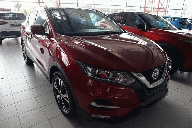 Nissan Qashqai - 1,3 DIG-T DCT AUTO. ZAMA NAVI WINTER LM18 PANORAMA