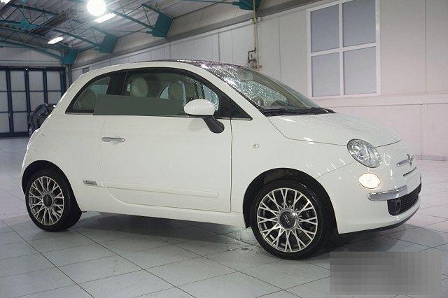 Fiat 500 - 1,2 LOUNGE