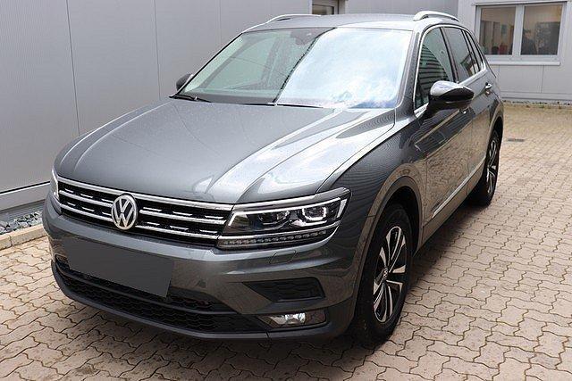 Volkswagen Tiguan - 2.0 TSI DSG 4M IQ Drive Navi,AHK,LED