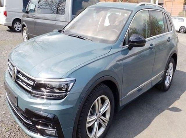 Volkswagen Tiguan - 2.0 TDI IQ.Drive R line DCC Trailer Assist
