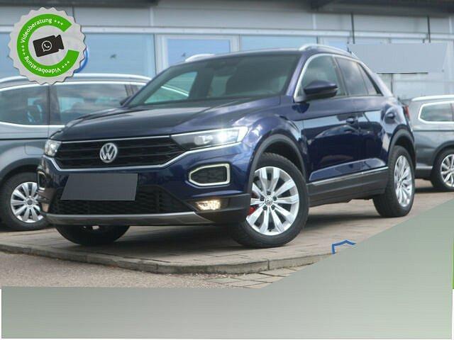 Volkswagen T-Roc - 1.5 TSI SPORT NAVI+EL. HECKKLAPPE+LED+KAME