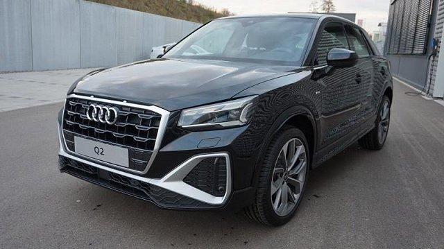 Audi Q2 - S line 35 TFSI 110(150) kW(PS) tronic , kW