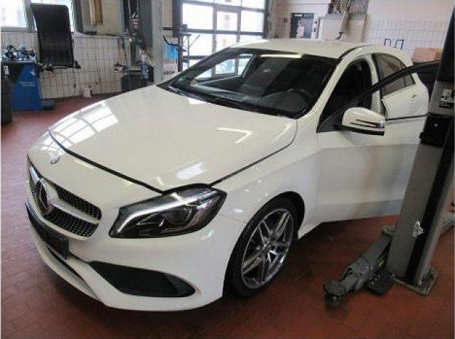 Mercedes-Benz A-Klasse - A 250 4M AMG Sport Exklusiv Abstandstemp. LED Ka