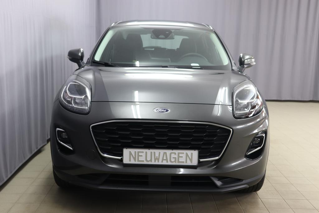 Ford Puma Cool & Connect 1.0 70kW Magnetic Grau