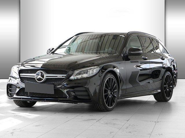 Mercedes-Benz C-Klasse AMG - C 43 T 4M Performance-Sitze Optik-Pack AHK