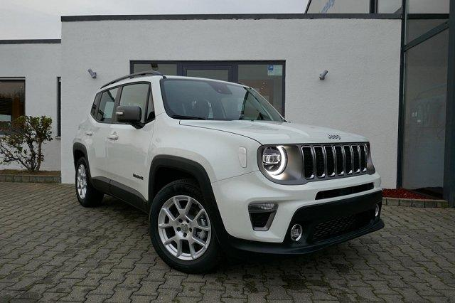 Jeep Renegade - LIMITED Multijet DCT LED und Park-Paket