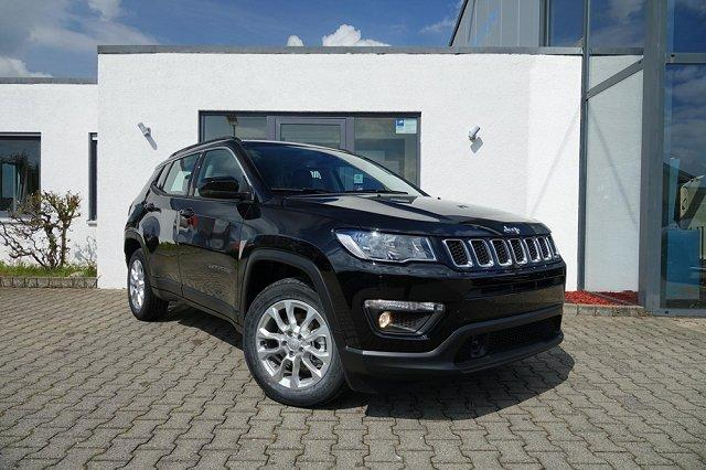 Jeep Compass - LONGITUDE Winter-/Navi+Komfort-Paket AHK