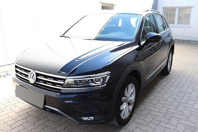 Volkswagen Tiguan - 2.0 TDI DSG 4M Highline AHK,Navi,Standhz.,L