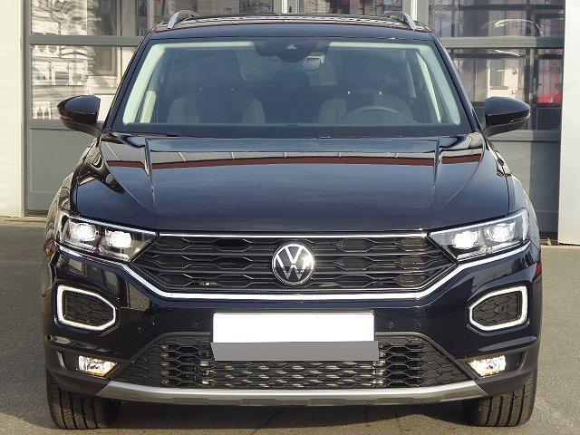 Volkswagen T-Roc - Style TSI DSG +LED+AHK+KAMERA+ACC+SPURHALT