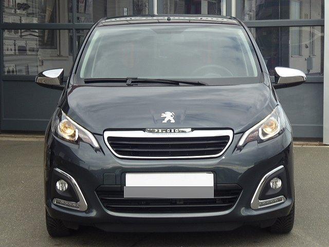Peugeot 108 - Collection 1.0 +KAMERA+KEYLESS+BLUETOOTH+APP