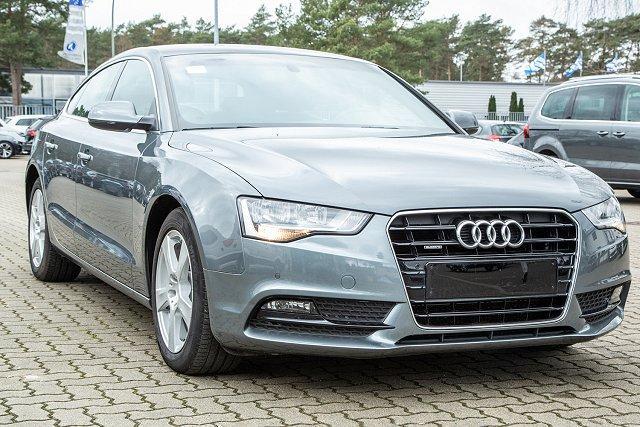 Audi A5 Sportback - 2.0TDI STRONIC *QUATTRO*+LEDER/NAVI
