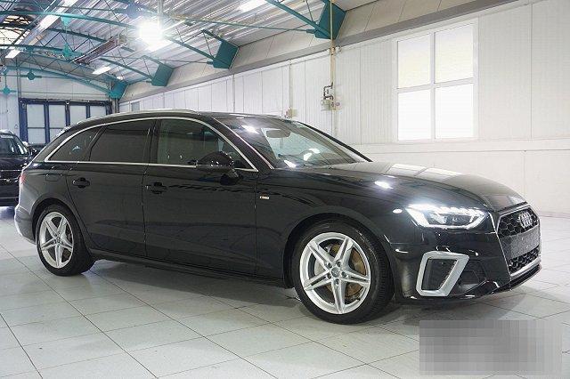 Audi A4 Avant - 40 TDI S-TRONIC S-LINE NAVI LED PANO KAMERA AHK LM18