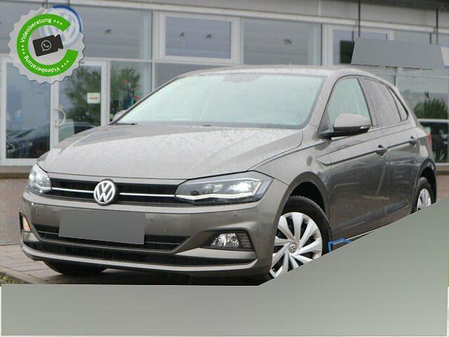 Volkswagen Polo - 1.6 COMFORTLINE NAVI+LED+BLUETOOTH+ACC+SHZ+