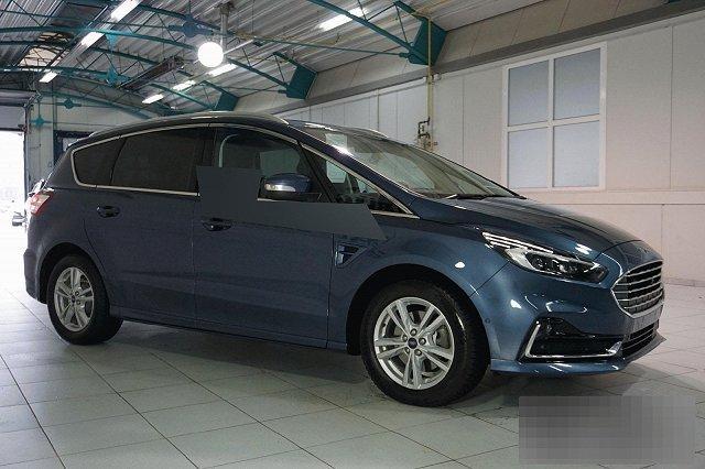 Ford S-MAX - 2,0 ECOBLUE AUTO. TITANIUM 7-SITZER NAVI LED-ADAPTIV KAMERA LM17